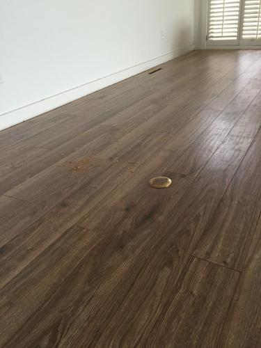 Shoreline Laminate flooring